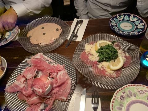 ミュンヘン 夕食