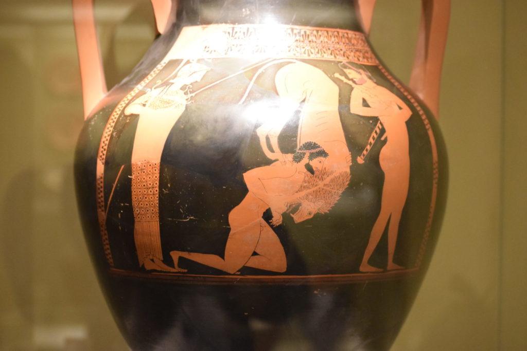 大英博物館 ヘレニズム
