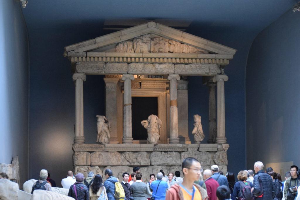 大英博物館 パルテノン神殿