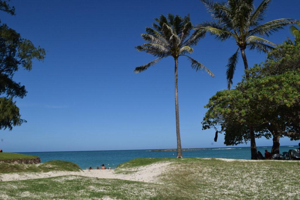 カイルアビーチ