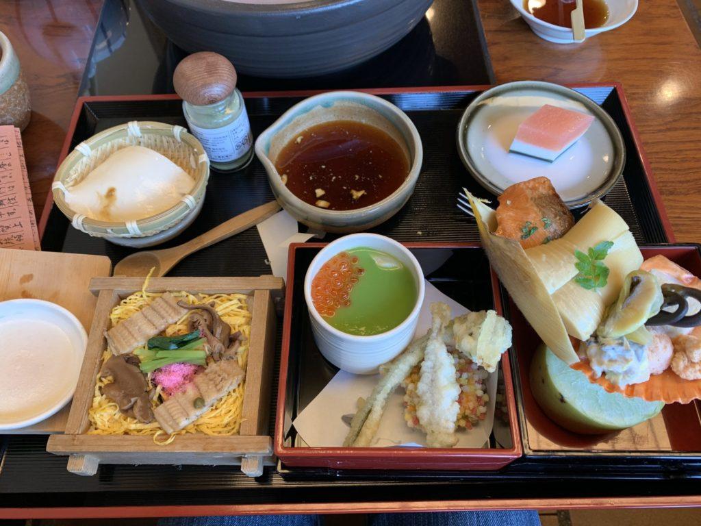 おかべ家 京の雛膳