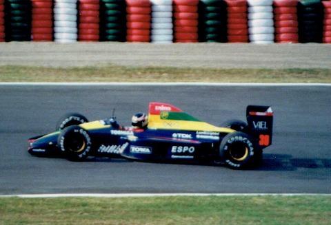 SUZUKA 1990 Suzuki / Lamborgini