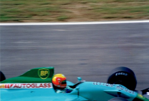 SUZUKA 1990 Gugelmin / Leyton House March