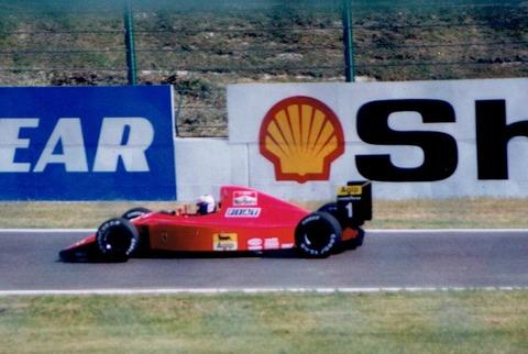 SUZUKA 1990 Prost / Ferrari