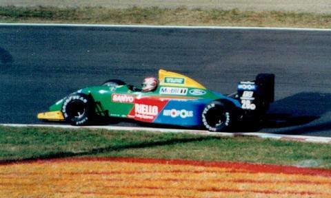 SUZUKA 1990 Piquet / Benetton Ford