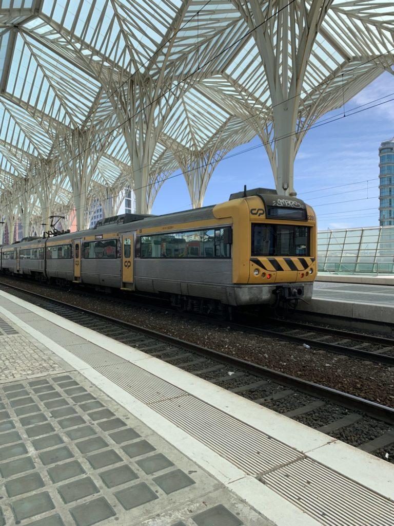 リスボン・オリエンテ駅