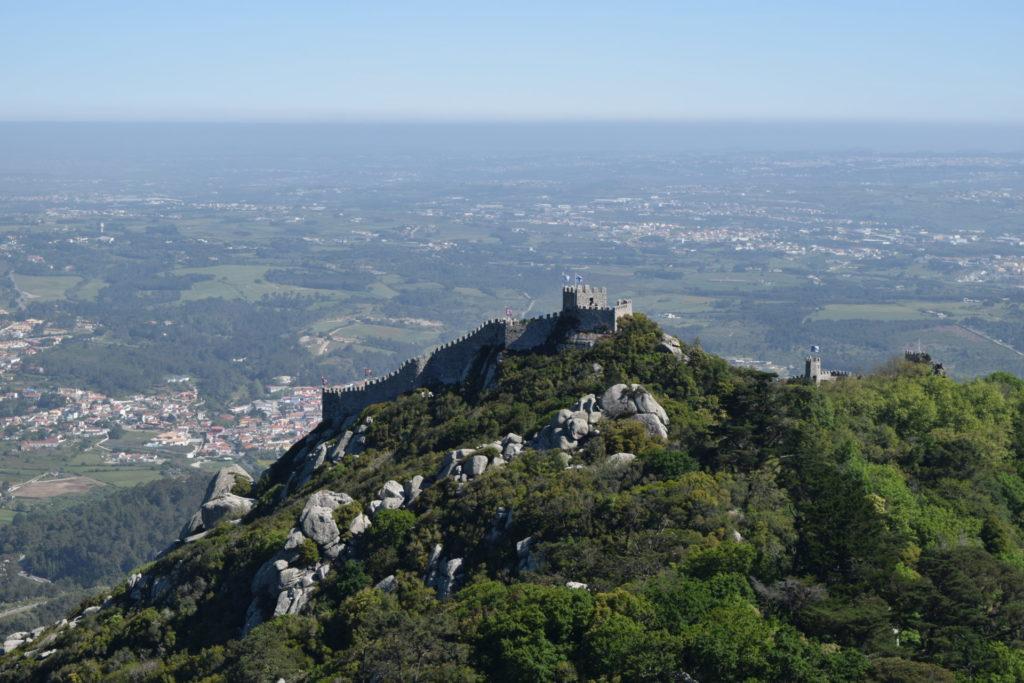 Castelo dos Mouros ムーアの城跡