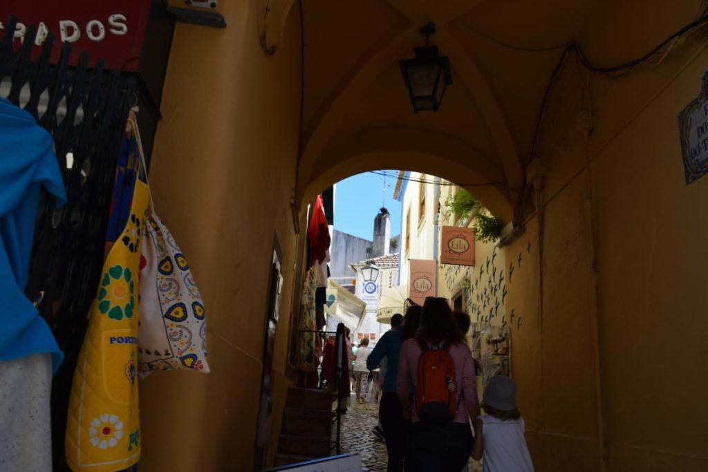 シントラ旧市街