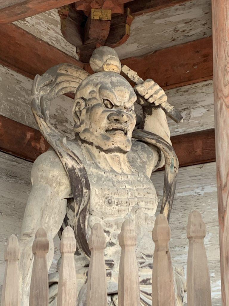 仁和寺 仁王像
