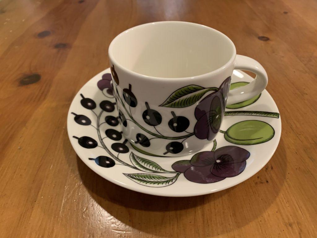 アラビア コーヒーカップ