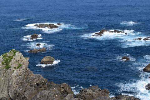 エルトゥールル号の座礁現場