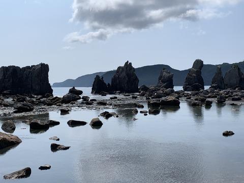 橋杭岩 串本