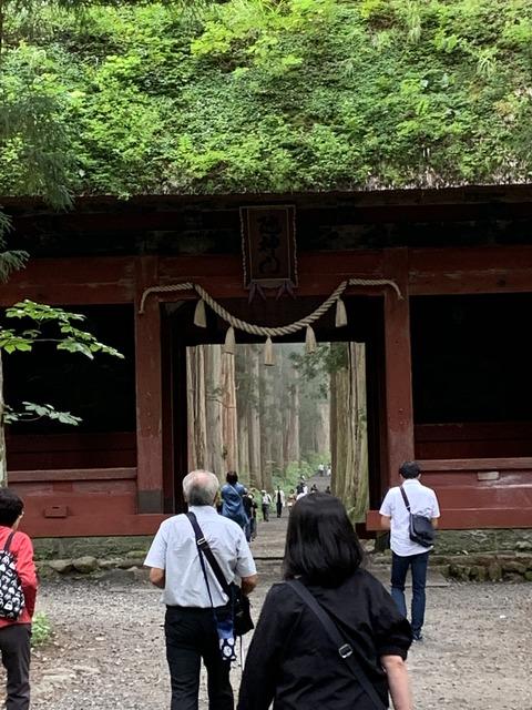 長野 戸隠神社