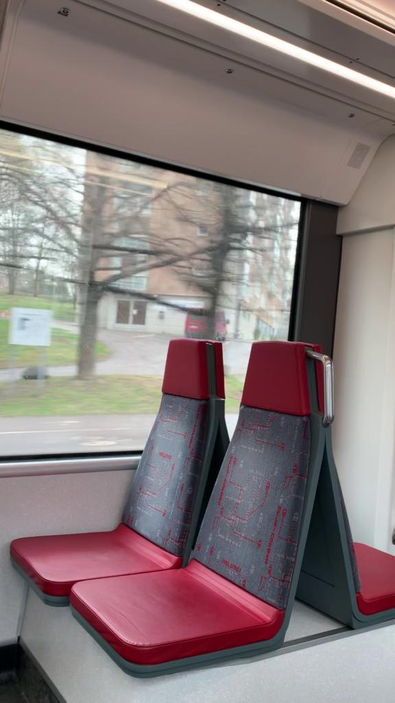 ヘルシンキ トラム8系統