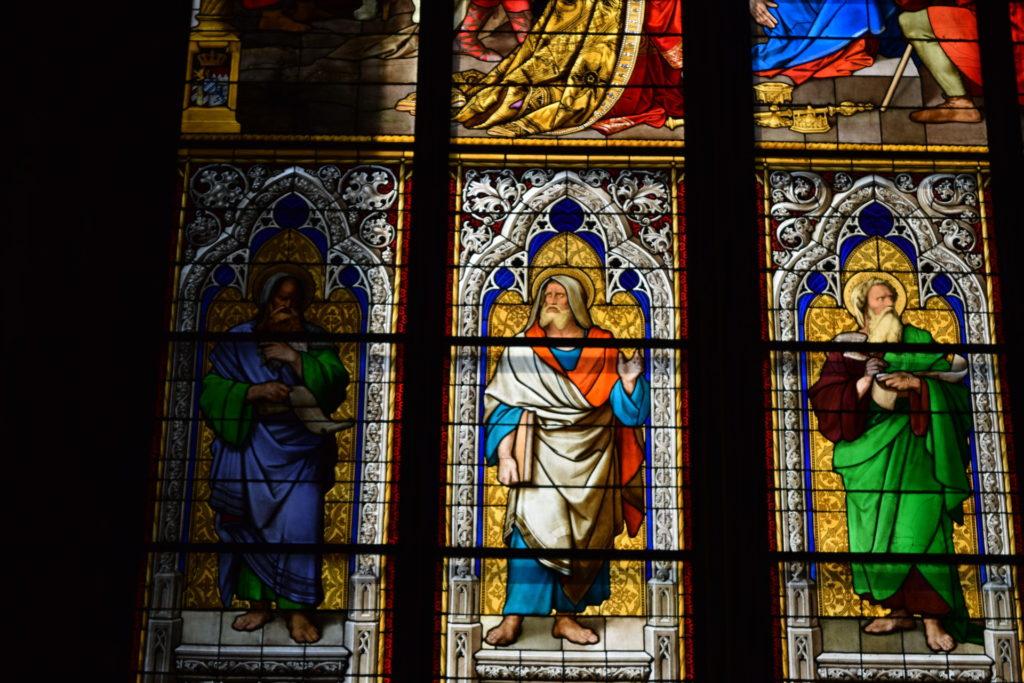 ケルン大聖堂 ステンドグラス