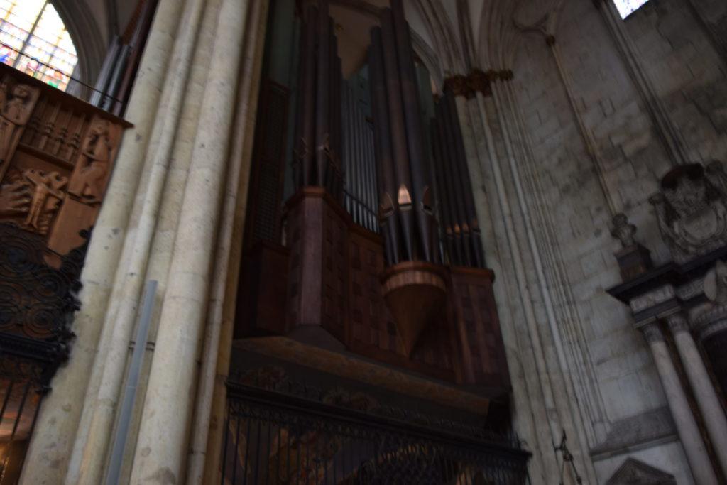 ケルン大聖堂 パイプオルガン