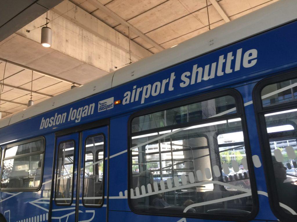ボストン・ローガン空港