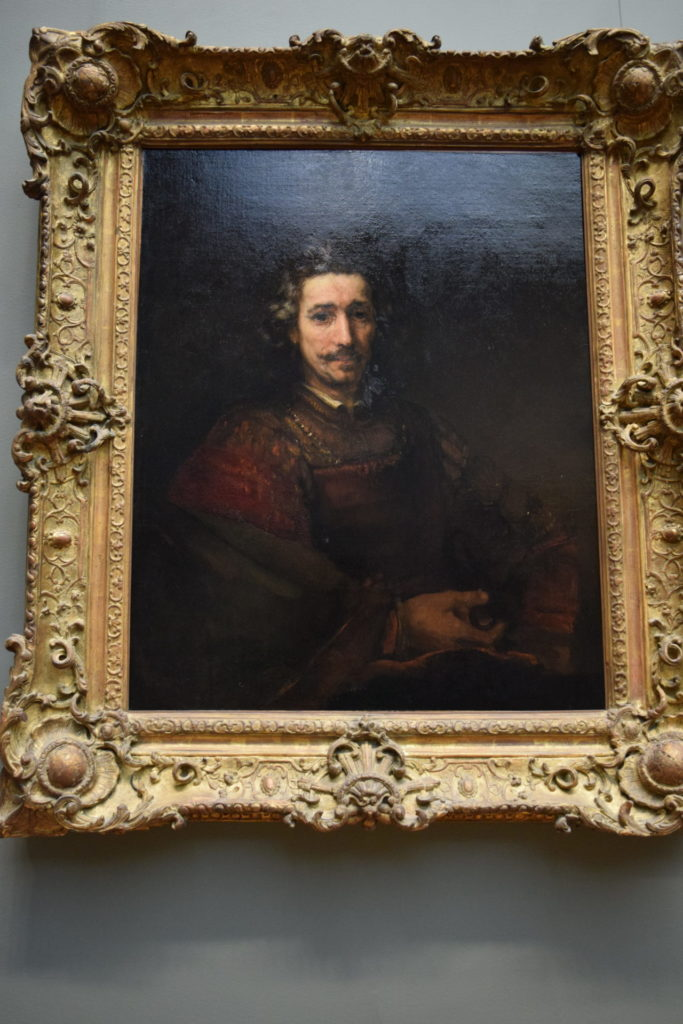 レンブラント メトロポリタン美術館
