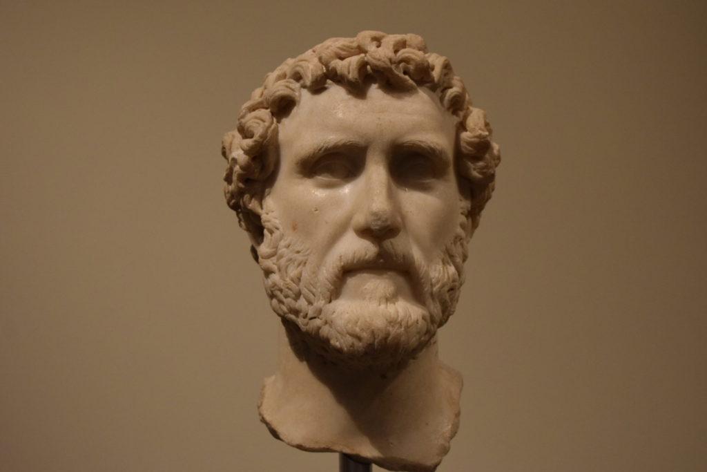 ローマ皇帝 アントニヌス・ピウス