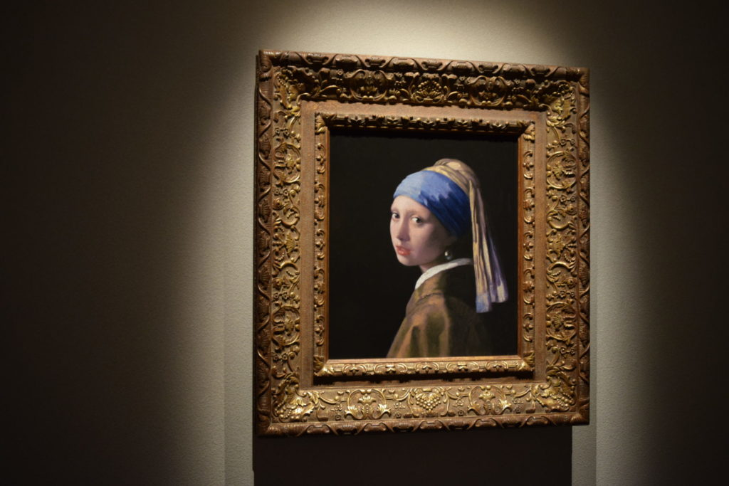 フェルメール 真珠の耳飾りの少女
