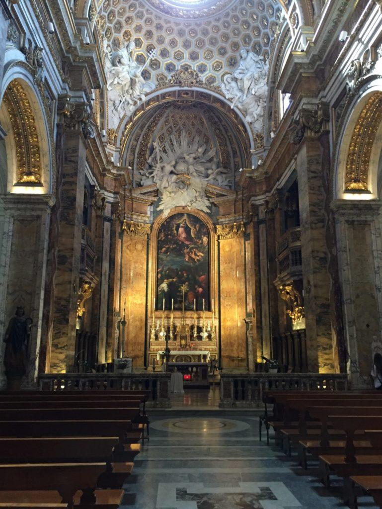 サン・ルイジ・デイ・フランチェージ教会