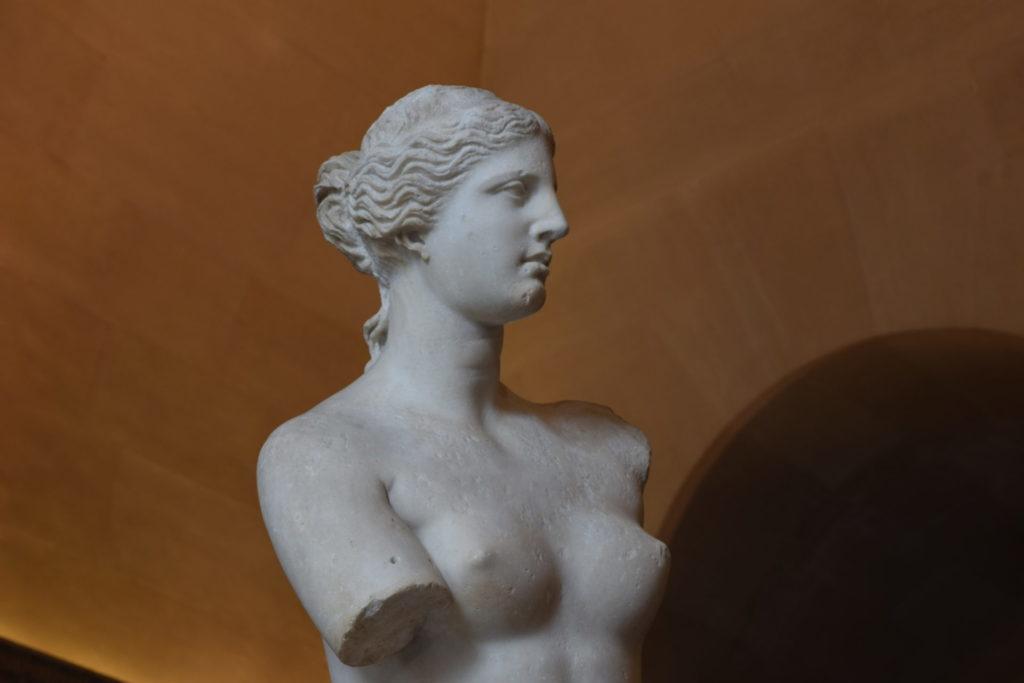 ルーブル美術館 ミロのヴィーナス